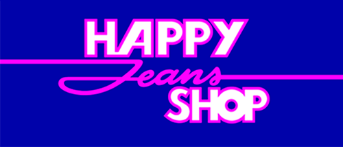 Logo - Happy Jeans Shop